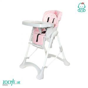صندلی غذا کودک صورتی Z110 زویی