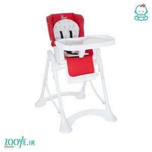 صندلی غذا کودک قرمز Z110 زویی