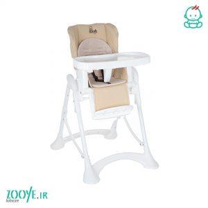 صندلی غذا کودک کرم Z110 زویی