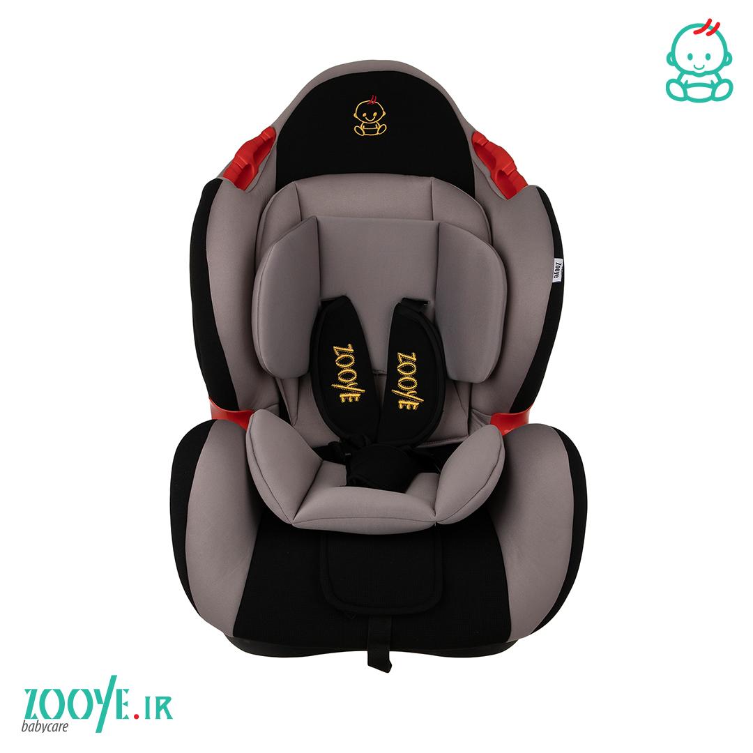 صندلی خودرو کودک و نوزاد زویی Z211 مشکی طوسی