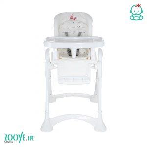 صندلی غذا کودک سفید Z110 زویی