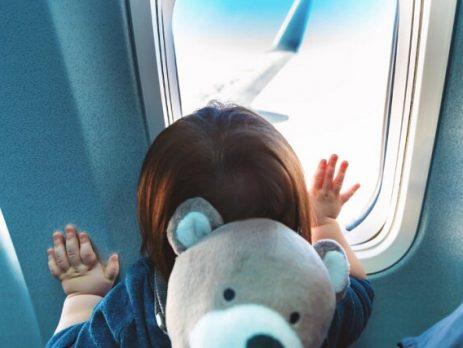 چطور برای سفر هوایی با نوزاد آماده شوید