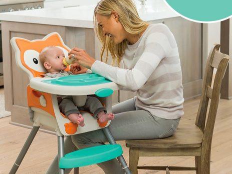 صندلی غذای نوزاد