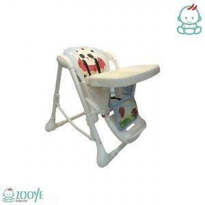 صندلی غذاخوری کودک زویی مدل پاندا