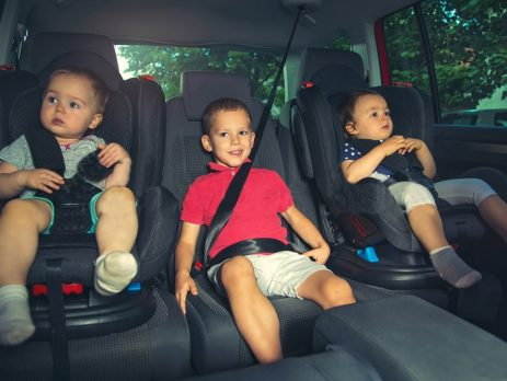 اهمیت بالای ایمنی صندلی خودرو