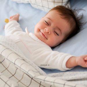 اهمیت خواب کافی برای نوزاد